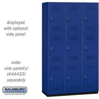"Extra Wide Heavy Duty Plastic Lockers - 15"" W image"