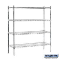 Wire Shelving image