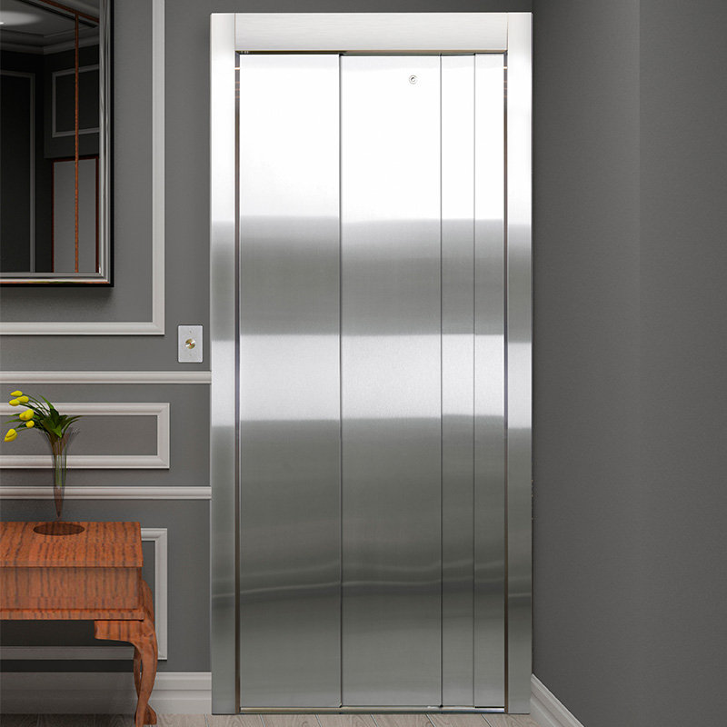 Automatic Slim Doors