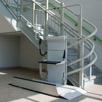 Omega Inclined Platform Lift image