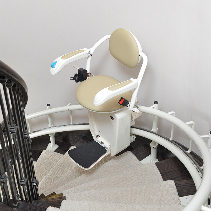 Stairfriend Curved Stairlift