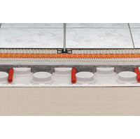 Modular Screed System for Conventional & Radiant-heated Screeds image