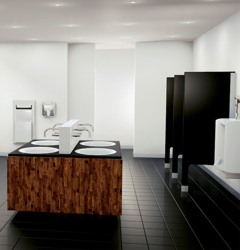 Hdpe Bathroom Partitions: Toilet Partitions And Lockers