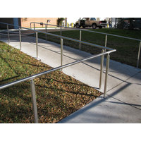 Stainless Steel Q Line Handrail image