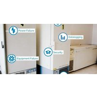 Medical Cold Storage Monitoring Systems image