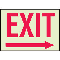 Exit and Directional Signs image