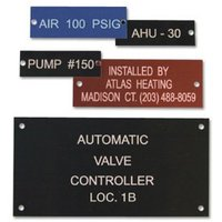 Equipment Nameplates & Tags image