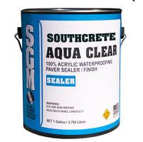 Southcrete™ Aqua Clear 100% Acrylic Paver Sealer / Finish image