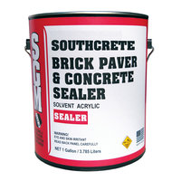 Southcrete™ Brick Paver and Concrete Sealer image