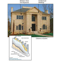 Exterior Insulation and Finish System (EIFS)   image