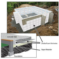 Foundation and Underslab Insulation image
