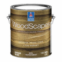 WoodScapes® Exterior Polyurethane Semi-Transparent House Stain image