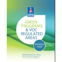 Green Programs and VOC Regulated Areas image