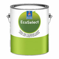 Sherwin-Williams image | *EcoSelect® Zero VOC Interior Latex