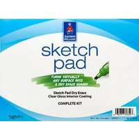 Sketch Pad® Dry Erase Coating image