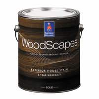 WoodScapes® Exterior Acrylic Solid Color House Stain image