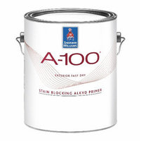 A - 100® Exterior Fast Dry Stain Blocking Alkyd Wood Primer image