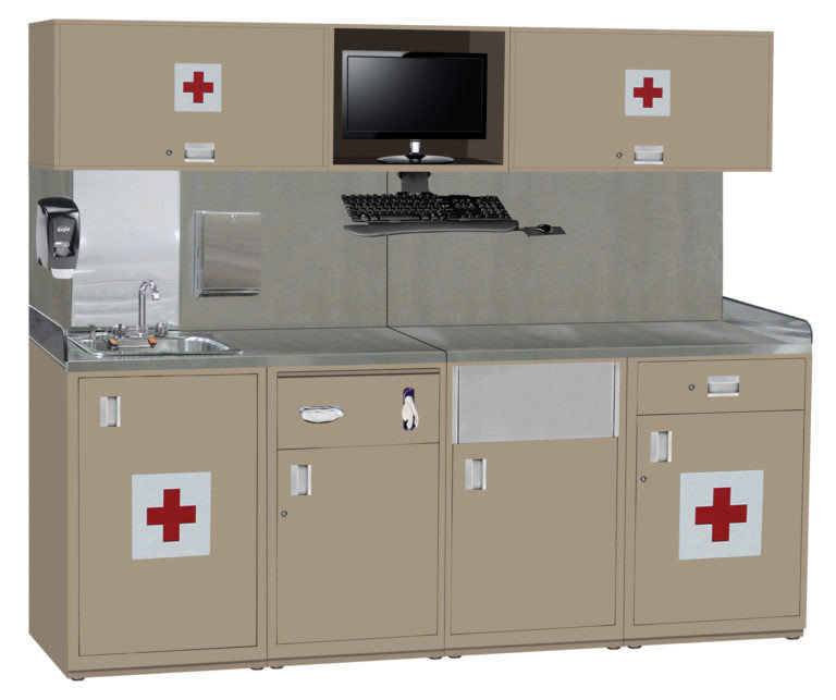 Safety / MSD Reporting Stations