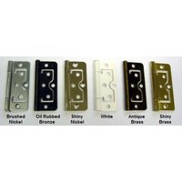 Non-Mortise Hinges in 6 Finishes image