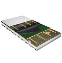 Hybrid Roofing Systems image