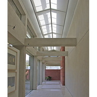Spring Tensioned Skylight Shade image