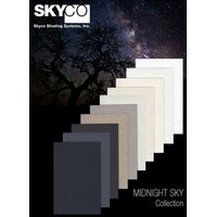 Midnight Sky Fabric image