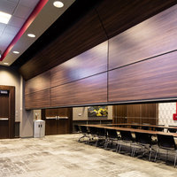 Skyfold Zenith® Vertically Folding Operable Walls image