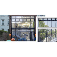 Aluminum Curtain Walls image