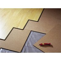Underlay System for click and fit Laminate Wood image