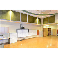 Acoustical Ceiling and Wall Systems Gallery image