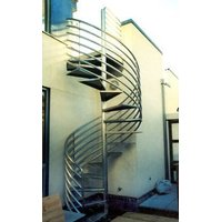 Deco Spiral Stair Gallery image
