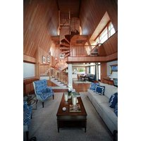 Wood Spiral Stair Kit Gallery image