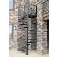 Residential Spiral Staircases - Uses And Applications image