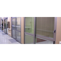 Two-,three- or Four-Panel Manual Sliding Door System image