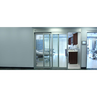 Telescoping Manual Door System image