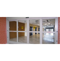Blast Resistant Automatic Sliding Door System image