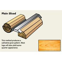 Plain Sliced image