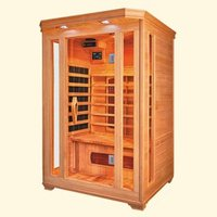 Infrared Sauna (For 3 Persons) image