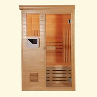 Modular Traditional Dry Sauna Room (For two persons)  image