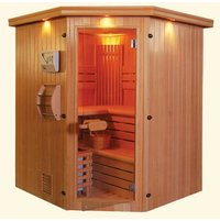 Modular Traditional Dry Sauna Room (For four persons)  image