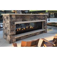 Custom Outdoor Fireplaces image