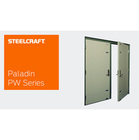 Paladin™ PW-Series Steel Doors image