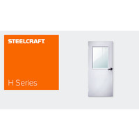 H-Series Steel Doors image