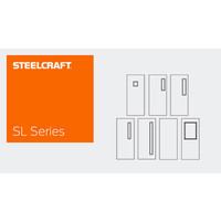 SL-Series Steel Doors image