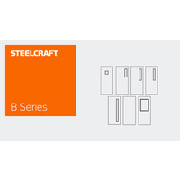B-Series Steel Doors image