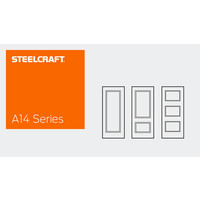 A-Series Steel Doors image