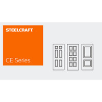 CE-Series Steel Doors image