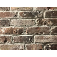 New England Blend Reclaimed Thin Brick Veneer image