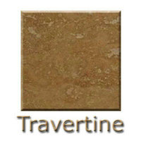Travertines image