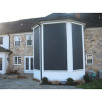 Retractable Rolling SC2000 & SC3000 Exterior Solar Screens image